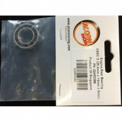 Engine rear Bearing ABEC 5 (25,4mm x 14mm x 6mm)