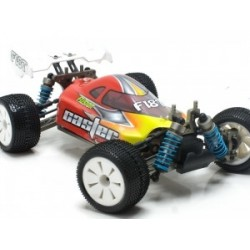 1:18 Buggy RTR Brushless med 2,4 radio
