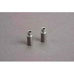 Spacers aluminium 3x6x12mm (2)