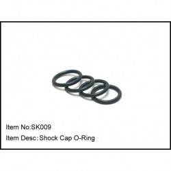 SHOCK CAP O-RING
