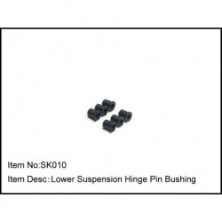 LOWER SUSPENSION HINGE PIN BUSHING