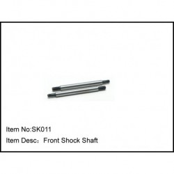 FRONT SHOCK SHAFT