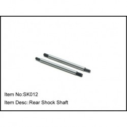 REAR SHOCK SHAFT