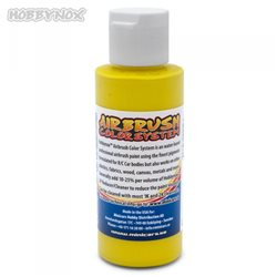 Airbrush Color Solid Gul 60ml