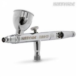 FLOW-TF Airbrush Top Feed 0.3/0.5/0.8mm 2/5/13cc 1.8m slang