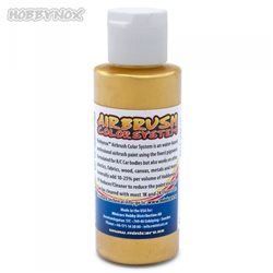 Airbrush Color Pearl Guld 60ml