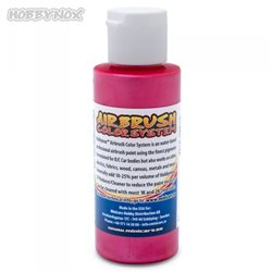 Airbrush Color Pearl Röd 60ml