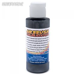 Airbrush Color Pearl Charcoal Grå 60ml