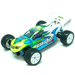 CASTER 1:18 Truggy 4WD RTR Brusless Version-Silver