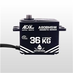 AGF IP67 Waterproof 36KG High Speed High Torque Magnetic Sensor Servo