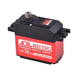 AGF 29kg HV Digital Coreless Large Torque Heavy Duty Servo