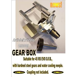 45 DFB GEAR BOX ONLY B.GEAR NO COUPLING
