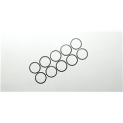 SHIMS 13X16X0.15MM. SUS