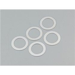 SHIMS 8X12X0.2MM. (5PCS)