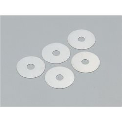 SHIMS 5X20X0.2MM. (5PCS)