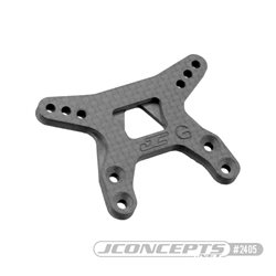 JConcepts - B6.1 | B6.1D, Carbon Fiber gullwing arm front shock tower