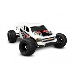 Illuzion - 2012 Chevy 1500 - Rustler XL-5 body