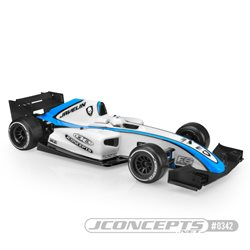 "J21 ""Javelin"" - Team Associated F6 body - Light-weight"
