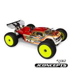 Finnisher - TLR 8ight-T 4.0, ROAR National Champion body