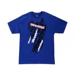 T-shirt, SPEED, BLUE, Adult-Small*