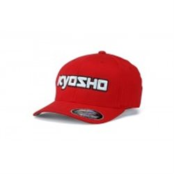 KYOSHO 3D CAP l/XL - RED