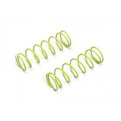 Big Shock Springs S 8.0x1.6 L=70mm Light Green (2)