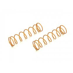 Big Shock Springs M 8.5x1.4 L=84mm Orange (2)