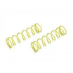 Big Shock Springs M 9.5x1.4 L=84mm Yellow (2)