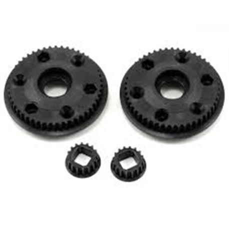 Pulley for starterbox  B0220/230