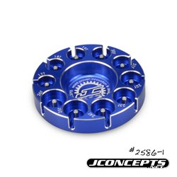 Pinion Puck - modified range, 17-26T 48-P - blue