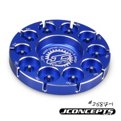 Pinion Puck - stock range, 27-36T 48-P - blue