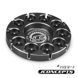Pinion Puck - stock range, 27-36T 48-P - black