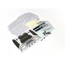 BODY SHELL FAZER CHEVY CHEVELLE 1970 (CLEAR)