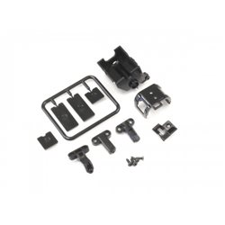 MOTOR CASE SET Mini-Z MR03 HM