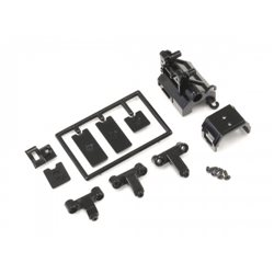 MOTOR CASE SET Mini-Z MR03 RM