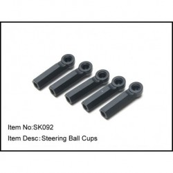 STEERING  BALL CUPS