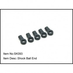SHOCK  BALL END