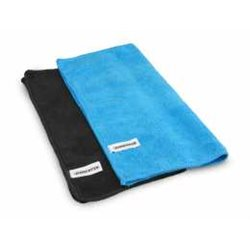 JConcepts - microfiber towel - blue / black, (2pc)