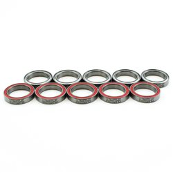 "15x21x4mm ""HS"" HYBRID SEALS BEARING SET (10pcs.)"