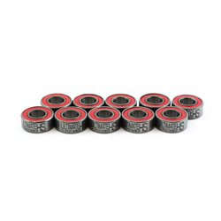 "6x13x5mm ""HS"" RUBBER SEALED BEARING SET (10pcs.)"