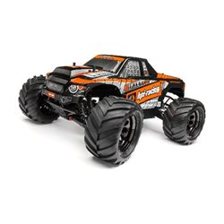 TRIMMED AND PAINTED BULLET FLUX MT BODY (BLACK)