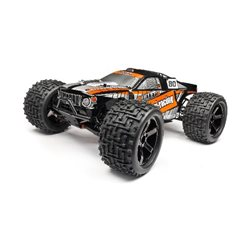 TRIMMED AND PAINTED BULLET 3.0 ST BODY (BLACK)