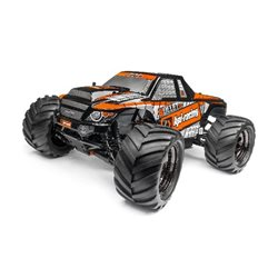 TRIMMED AND PAINTED BULLET 3.0 MT BODY (BLACK)