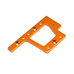 Centre Gearbox Mounting Plate Trophy Truggy Flux (Orange)