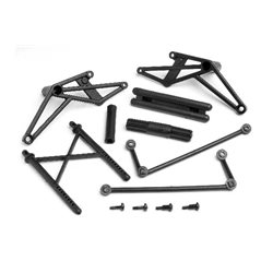 BUMPER/ ROLL BAR SET