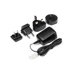 AC MULTI-REGIONAL CHARGER 6 CELL NIMH PACK