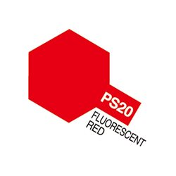 PS-20 Fluorescent Red