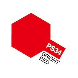 PS-34 Bright Red