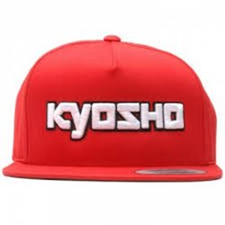 KYOSHO SNAP BACK CAP - RED