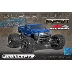 Illuzion - Stampede 4x4  - 2011 Ford F-250 Super Duty body